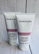 (2) Elizabeth Arden Hydra-Gentle Cream Cleanser For Dry/Sensitive Skin 5oz - $27.72
