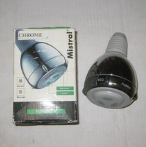 Hansgrohe MISTRAL SHOWERHEAD 28444 CHROME - Normal / Massage - $19.99