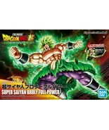 Bandai Figure-Rise Dragonball Super Super Saiyan Broly Full Power Model Kit - $54.99