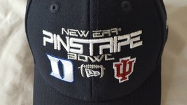 New Era 9Forty Adjustable Pinstripe Bowl Adult Blue Baseball Cap - $19.80