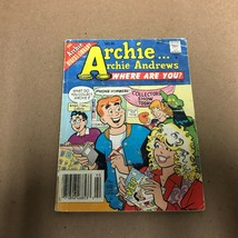 #90 Archie Andrews Where Are You? Archie Comic Digest - £2.18 GBP