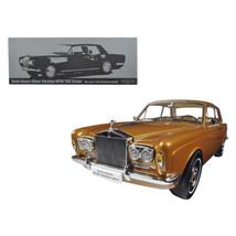 1968 Rolls Royce Silver Shadow Bronze 1/18 Diecast Model Car by Paragon ... - $181.92