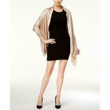 Calvin Klein Women's Scarf Almond Fringe - $16.82