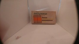 Vintage 1974 Whitman Backgammon Board Game Complete - $9.90
