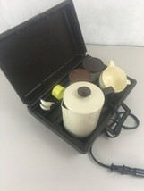 Home N Away Coffee Maker Electric Kettle Travel Kit Home and Car Plug  i... - $26.68