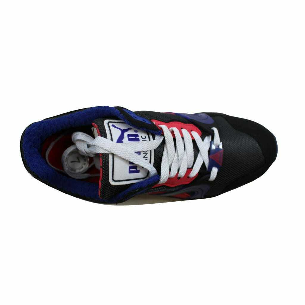 Puma Trinomic XT 2 Black/Teaberry Red 355868 15 Men's Size 10