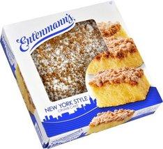 Entenmanns Crumb Cake Bundle (2 NY Style Crumb Cake) BONUS 1 FREE ENTENM... - $32.47