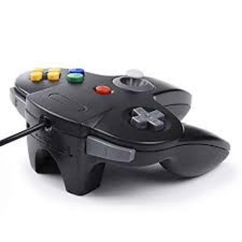 2 N64 Nintendo 64 Classic Controller con Cavo 4 Originale Ufficiale N64 Console
