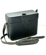 Vintage Camera Case With Working Catch +Leather Strap for Bolex Movie ca... - $12.54