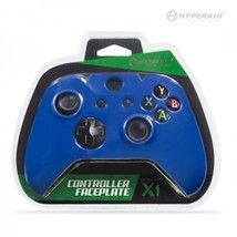 Xbox One Controller Faceplate (Blue) - Hyperkin - $8.50
