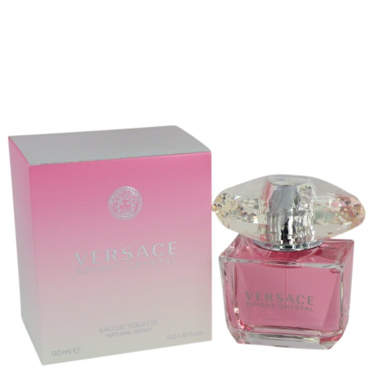 Versace bright crystal 3.0 oz perfume