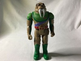 Vintage 1985 Thundercats Tuska Warrior Action Figure Paul Is The Walrus - $11.87