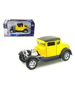 1929 Ford Model A Yellow 1/24 Diecast Model Car by Maisto 31201y - $29.95