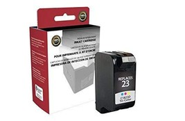 Inksters of America Remanfactured Ink Cartridge Replacement for HP 23 Tri-color  - $28.42