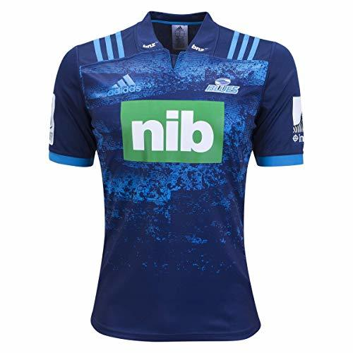 adidas Blues Away Rugby Jersey, Large
