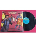 Kool & the Gang - Emergency - De-Lite Records - Vinyl Music Record - £4.54 GBP