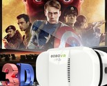 BOBO VR Box 3D Glasses Virtual Reality Headset Glasses For 4''-6'' Mobile Phone