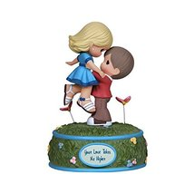 Precious Moments Doll Gift Your Love Takes Me Higher - Musical - $19.99