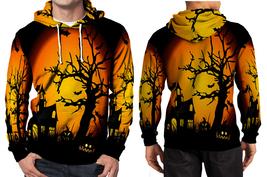 Halloween haunted hoodie men s thumb200