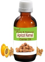 Apricot Kernel Pure Natural Carrier Oil 5 ml- 250 ml Prunus armeniaca by Bangota - $8.34+