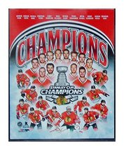 2015 Chicago Blackhawks Stanley Cup Champions 8x10 Team Photo Picture - $9.79