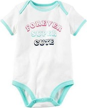 Carter's Baby Girls' 4 Ever Cute Bodysuits - $14.83+