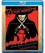 V For Vendetta (Blu-ray Disc, 2008) - €6,85 EUR