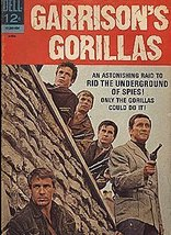 Garrison's Gorillas (1968 series) #2 [Comic] [Jan 01, 1968] Dell Publishing - £19.87 GBP