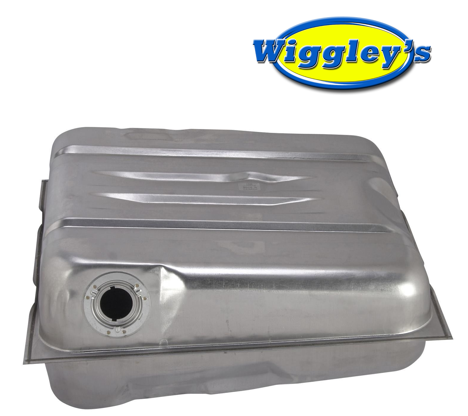 STAINLESS STEEL FUEL TANK ICR8B-SS FITS 70 DODGE CHALLENGER 7.2L-V8 w/o E.E.C.