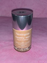 Neutrogena Healthy Skin Liquid Makeup Foundation, Antioxidant, 85 Honey, 1 fl oz - $9.70
