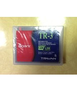 Sony TR3 1.6GB/3.2GB Cartridge for Travan Tape Drive Pre-Formatted 1-Pack  - $3.96