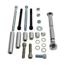 Chevrolet Small Block Long Water Pump Compressor Bracket 262 283 305 327 350 400 image 4