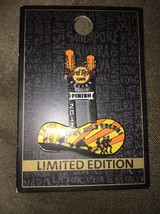 Hard Rock Boston Marathon 2017 Limited Edition Running Shoe Guitar NWT - $25.00