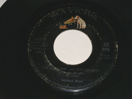 Norma Jean Put Your Arms Around Her I'm A Walkin Advertisement 45 Rpm Re... - £3.87 GBP