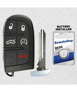 For 2014 2015 2016 2017 2018 Dodge Charger Journey Smart Prox Remote Key... - $21.75