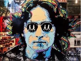 Alec Monopoly Bansky oil Painting on Canvas graffiti art wall decor John... - $29.69