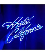 New Hotel California Neon Sign Room B Glass Artwork Acrylic Light Gift 2... - $168.29