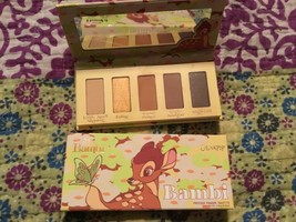 Colourpop Disney Bambi pressed powder eye shadow palette New - $14.01
