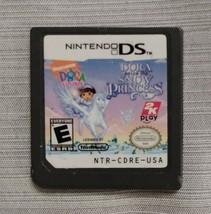 Dora the Explorer: Dora Saves the Snow Princess (Nintendo DS, 2008) -Aut... - $4.17