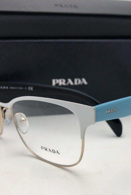 71f99f683c98e New PRADA Eyeglasses VPR 65R VIC-1O1 55-16 and 50 similar items