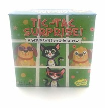Peaceable Kingdom Tic Tac Surprise Board Game for Kids - $16.12