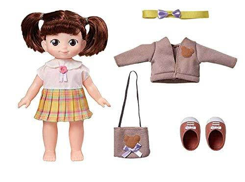 Kongsuni and Friends Kongsuni Going to Kindergarten Costume Play Set Doll Plush