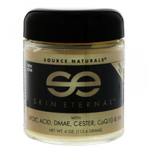 Source Naturals, Skin Eternal Cream, 4 oz (113.4 g) - $54.58