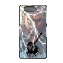 Avengers, Thor Sony Z1 Compact, Z1 mini case Customized premium plastic ... - $11.87
