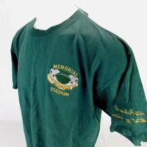 Hallowed Ground Series Memorial Stadium Green T shirt Baltimore Colts Or... - $149.99