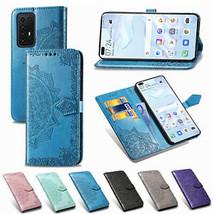 Fr Huawei P40Pro Y5P Y6P Y7P Y8S Y9A Mate 40Pro Leather Flip Magnetic Ca... - $61.81