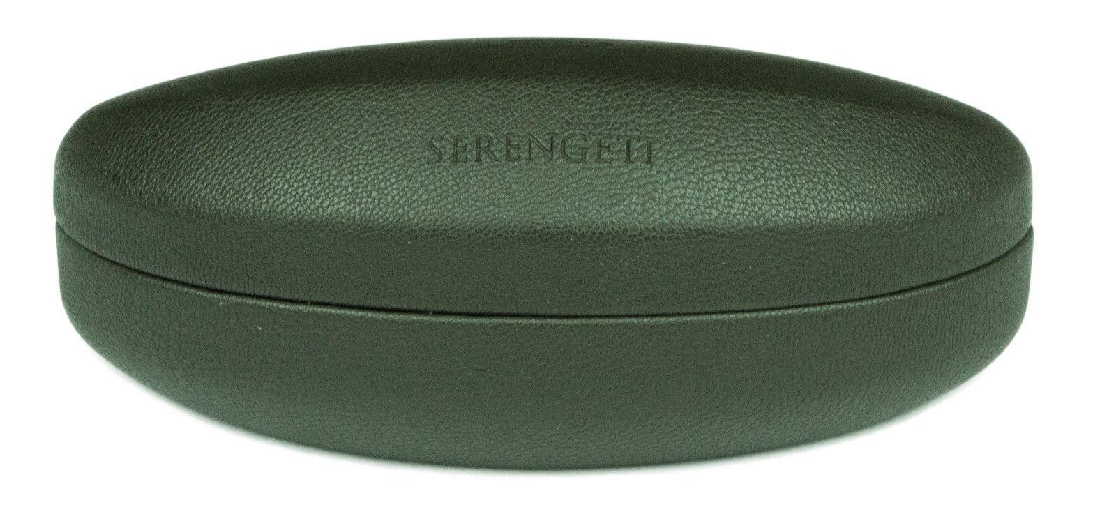 e39040e379f Serengeti Aerial Sunglasses - 7979 - Shiny Hematite w  Polarized Drivers  Lens