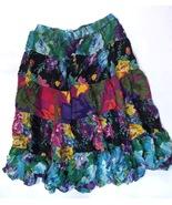 Gitano Floral Skirt   Women's/ Maxi/ Plus 20W - $30.99