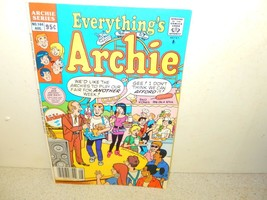VINTAGE COMIC-ARCHIE COMICS-EVERYTHING'S ARCHIE- # 144 AUGUST 1989 -GOOD-L8 - $2.59