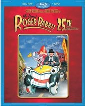 Who Framed Roger Rabbit 25th Anniversary Edition (Blu-ray + DVD)